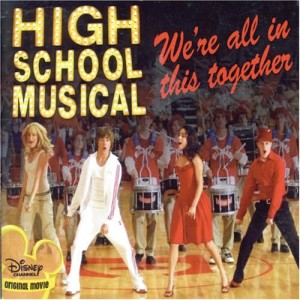 sunwisher High School Musical – We're All in This Together