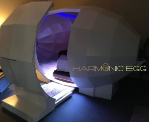 The new healing technology called Harmonic Egg