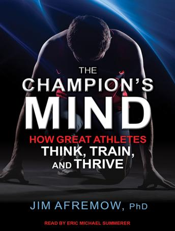 review of champions mind audio book